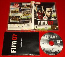 FIFA 07 PC Versione Italiana Editoriale ○ USATO - GB