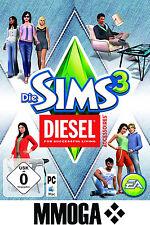 Sims 3 Diesel Accessoires Key / Diesel Stuff Addon EA/ORIGIN Download Code [PC]