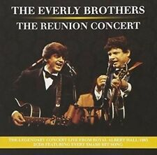 THE EVERLY BROTHERS The Reunion Concert 2CD NEW Royal Albert Hall 1983 Fanfare