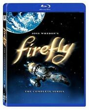 Firefly - The Complete Series (Blu-ray Disc, 2008, 3-Disc Set, Canadian...