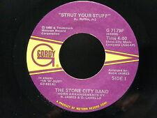 THE STONE CITY BAND Strut your stuff / F.I.M.A G7179F
