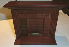 dolls house furniture Dijon Fireplace 1/12th scale toy