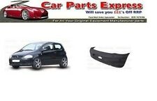 VOLKSWAGEN FOX 2006 - 2011 REAR BUMPER PAINTED ANY COLOUR