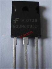 FAIRCHIL TO-247,40A, 600V, UFS Series, HGTG20N60B3D