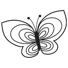 """Imaginisce Welcome Spring """"Butterfly"""" Clear Stamp!"""