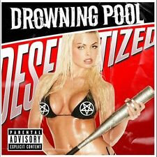 Drowning Pool - Desensitized (CD, Apr-2004)  NEW , SEALED  FREE SHIP
