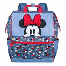 Disney Authentic Minnie Mouse Backpack Girls School Accessory NWT