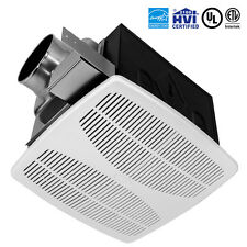 BV Super Quiet 110 CFM 1.3 Sones Bathroom Ceiling Ventilation Exhaust Fan BF02-R