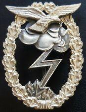 ✚8323✚ German Luftwaffe Ground Attack Badge post WW2 1957 pattern maker: ST&L