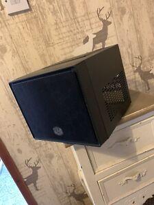 Cooler Master Elite 110 Mini-ITX Cube Case - HTPC - Small Factor