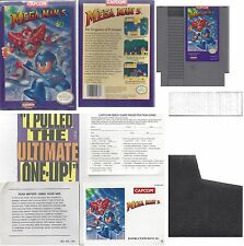 Mega Man 5 (1992) NES with Original Box & Instruction Manual! COMPLETE CIB