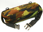 """Quiet FANNY PACK Camouflage, Waterproof Lined Archery Hunting Photography 15"""""""