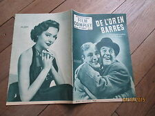 REVUE FILM COMPLET 437 1954 de l or en barres alex guinness jane greer
