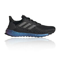 adidas Mens Solar Boost 19 Running Shoes Trainers Sneakers - Black Sports