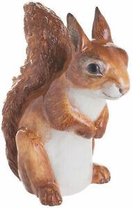 John Beswick Squirrel Money Box or Ceramic Figurine Approx 20cm H