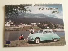 DKW Kalender 2020 Audi Auto Union