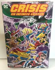 Crisis on Infinite Earths Companion Deluxe Edition Volume 1 Hardcover BRAND NEW