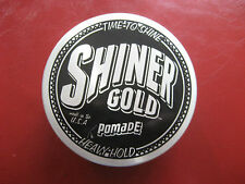 Shiner Gold Pomade USA Heavy Hold                  100g=14,24 E  /