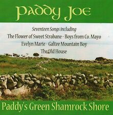 Paddy Joe - Paddy's Green Shamrock Shore CD 17 Songs