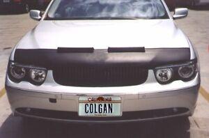 Colgan Custom Sport Hood Bra Mask Fits 2002-2005 BMW 745i 745Li & 760i 760li