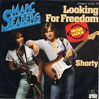 "Marc Seaberg - Looking For Freedom (7"", Single) Vinyl Schallplatte - 1423"