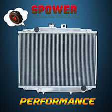 Aluminum Radiator For Mitsubishi L300 Express 1986-2005 Manual Straight Outlet