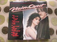 VISION QUEST Original Motion Picture Soundtrack LP Geffen STILL SEALED 1985