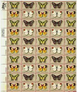 US - 1977 AMERICAN BUTTERFLIES full sheet #1712-1715 - VF MNH