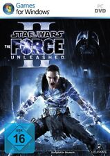 Star Wars: The Force Unleashed 2 II (PC DVD ROM) Windows