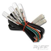 1 Paar Halogen LED Mini Blinker Adapter Kabel Kawasaki Z 750 Z 800 Z 1000 ZX-6R