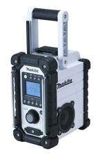 Makita DMR102W Job Site Radio AM/FM  - VAT RECEIPT