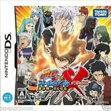 Used DS Katekyoo Hitman Reborn! DS Flame Rumble XX   NINTENDO JAPANESE IMPORT