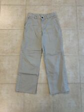 Boys Pants Size 14 Chaps Khaki Pants Teen Boys Fall Winter Uniform Church