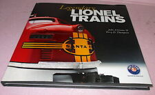 LEGENDARY LIONEL TRAINS Hardcover Book John Grams Kalmbach O-gauge History NEW