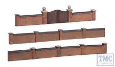42-541 Scenecraft N Gauge Walls & Gates