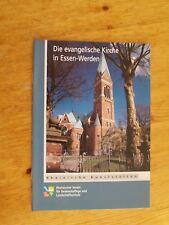 Rheinische Kunststätten Heft 458 2000 Die ecangelische Kirche in Essen-Werden