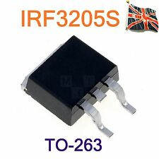 IRF3205S TO-263 N Channel Hexfet Power  MOSFET D2PAK Fast Switching UK Stock