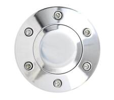 Polished Billet Horn Button for Forever Sharp, Grant Six Hole Steering Wheels