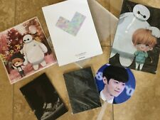 NEW K-Pop EXO Luhan '1st Photobook & DVD and more.....