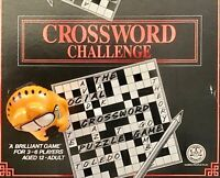 1991 CROWN ANDREWS GARFIELD GIZMO CROSSWORD CHALLENGE BOARD GAME SOCIAL PUZZLE