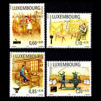 Luxembourg 2011 - Trades of Yesteryear - Sc B476/9 MNH