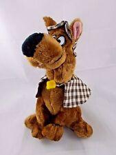 "Scooby Doo Plush Dog Detective 11"" Cartoon Network Stuffed Animal"