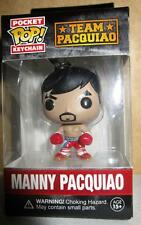 2015 Manny Pacquiao Funko Pop Pocket Keychain  MINDSTYLE boxer Team Pacquiao