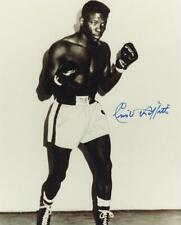 Emile Griffith-Signed Sepia Photograph