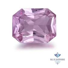 0.84 ct. Radiant Natural Pink Sapphire ~ 6 x 5 mm
