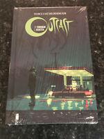 Outcast Vol #2 Hardcover HC Limited Edition Skybound Kirkman hardback comic