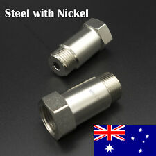 2X O2 OXYGEN SENSOR EXTENDER EXTENSION SPACER M18 x 1.5 BUNG ADAPTER OBD2 AU