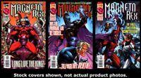 Magneto Rex 1 2 3 Complete Set Run Lot 1-3 VF/NM