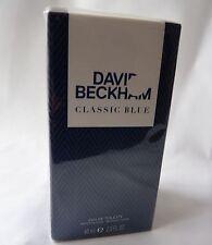 BN David Beckham Classic Blue Eau de Toilette 60 ml, Brand New!
