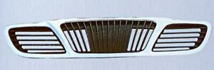 DAEWOO LANOS 1997-2000 Front Grill Center Grille chromed